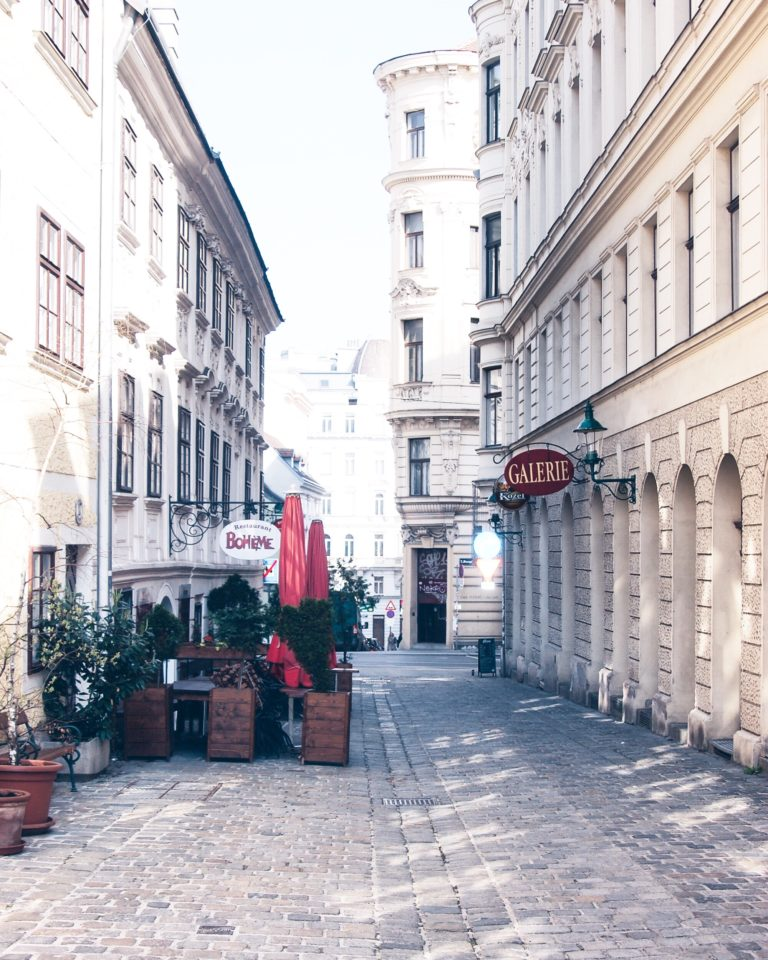Vienna Travel Diary & Guide