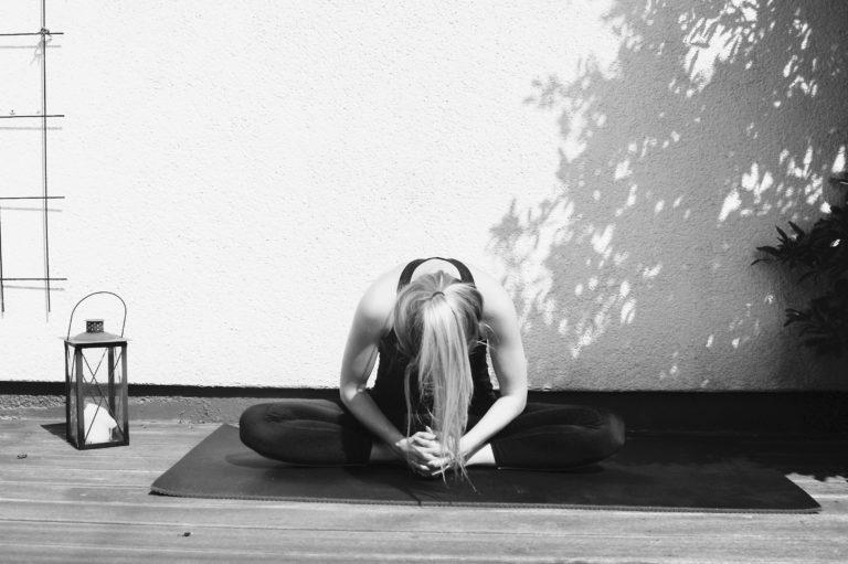Die Sache mit dem Yoga