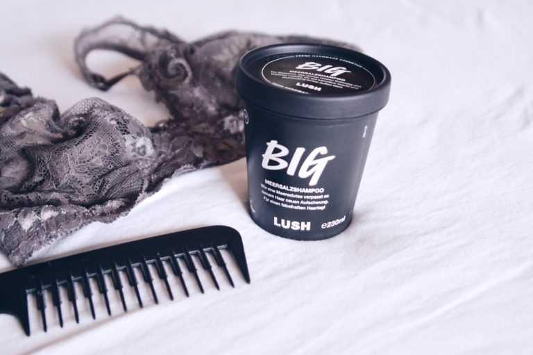 Große Liebe: Lush BIG Shampoo