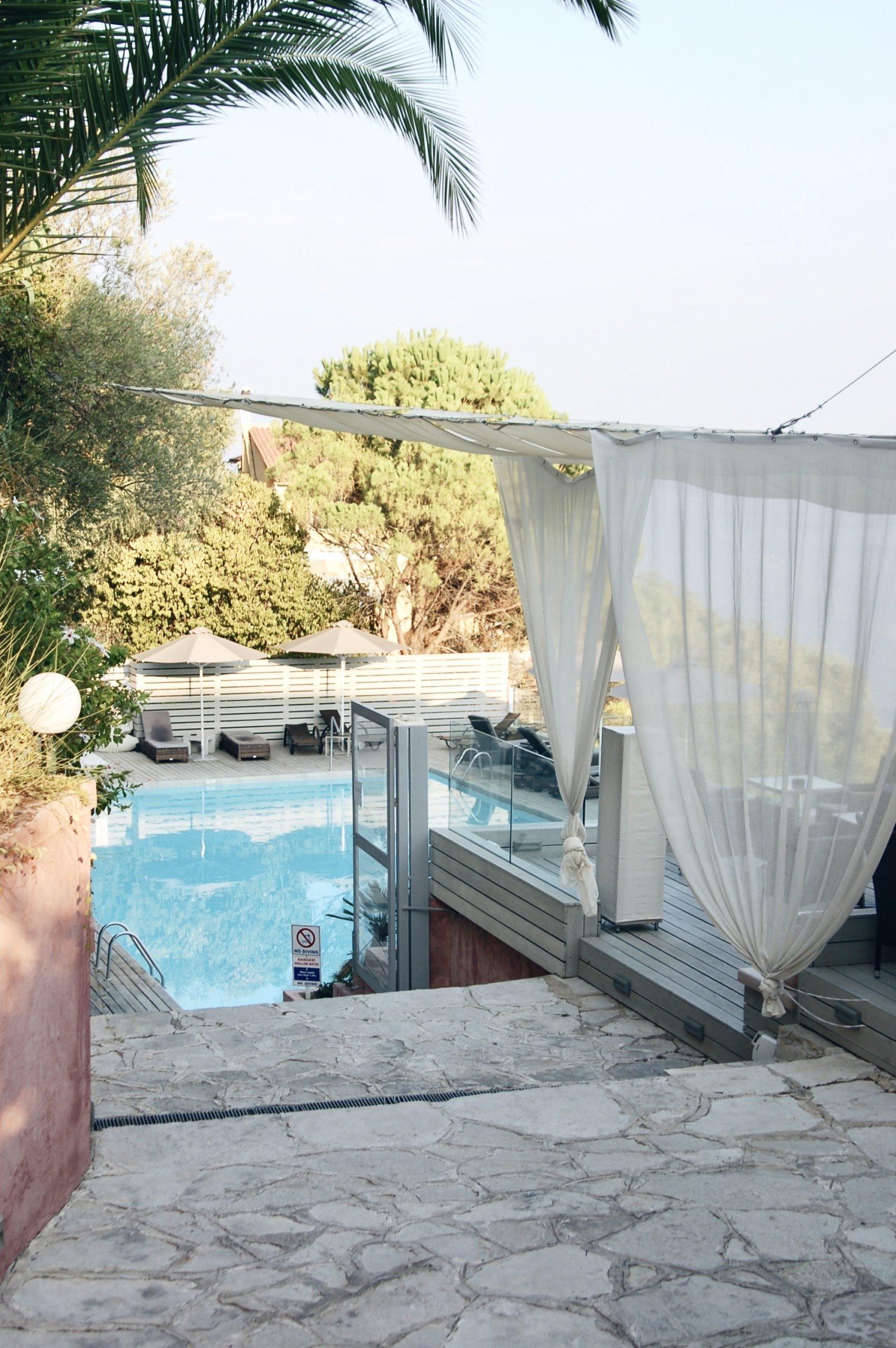 Where to stay auf Korfu: Das Marilena Sea View Hotel