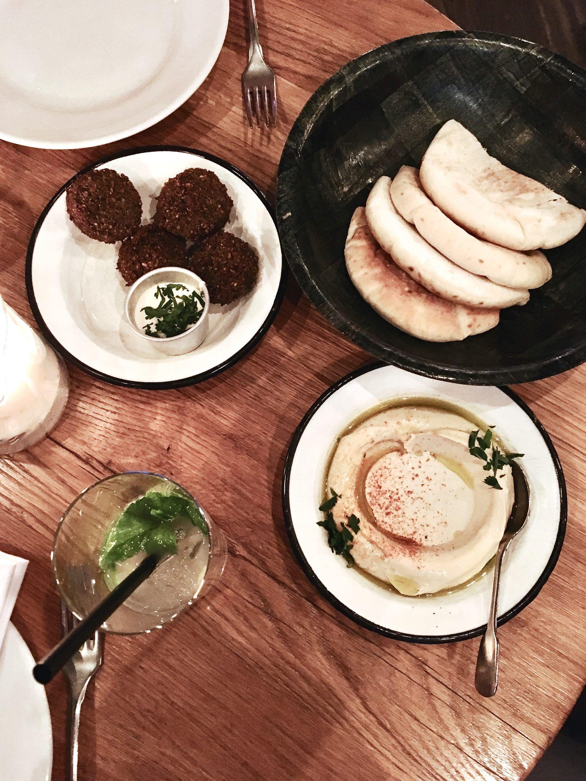 Foodie on tour #2: Orientalisch essen im NENI Berlin